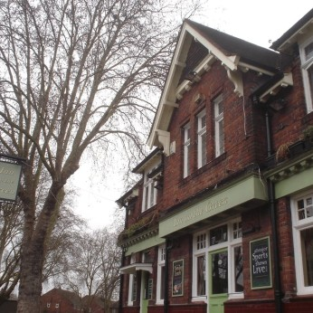 Green, London W7