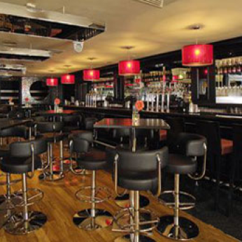 Gem Bar, London W1F