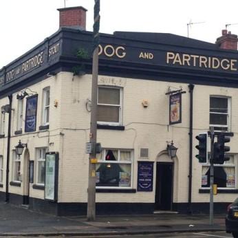 Dog & Partridge, Eccles