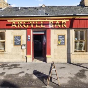 Argyll Bar, Helensburgh