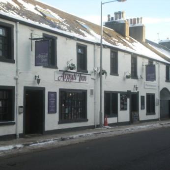 Argyll Hotel, Mid Argyll