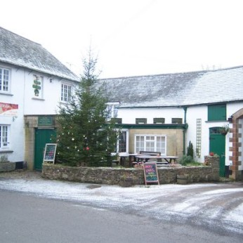 Old Malt Scoop Inn, Lapford