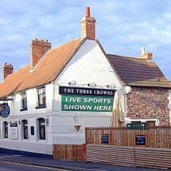 Three Crowns, Barrow upon Soar