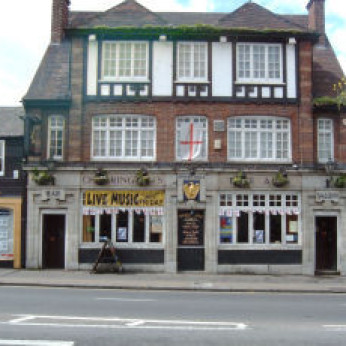 Spread Eagle, Prittlewell