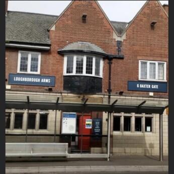 Loughborough Arms, Loughborough