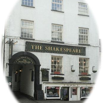 Shakespeare Inn, Kendal