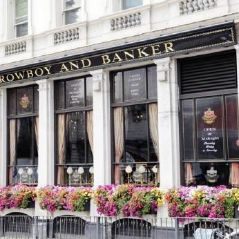 Barrow Boy & Banker, London SE1