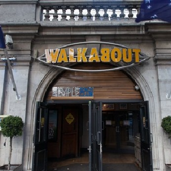 Walkabout, London WC2
