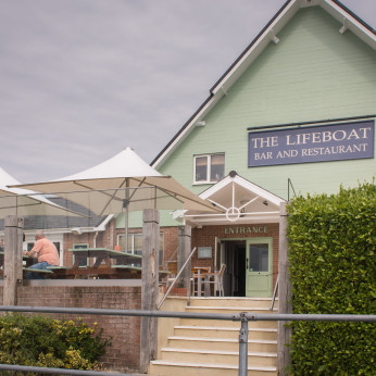 Lifeboat, East Cowes