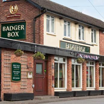 Badger Box, Kirkby-in-Ashfield