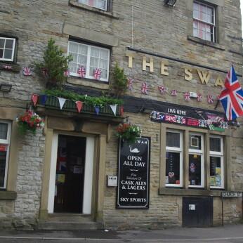 Swan, Buxton