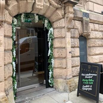 Koukash Bar & Restaurant, Liverpool