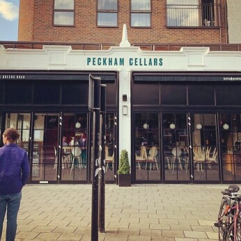 Peckham Cellars, London SE15