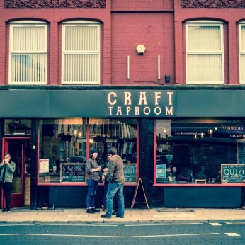 Craft Taproom, Greenbank