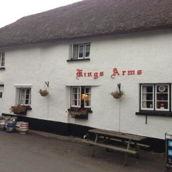 Kings Arms, South Zeal