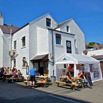 Click to view full size - Ferry Inn, Stromness(photograph number 1)