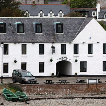 Arch Inn, Ullapool