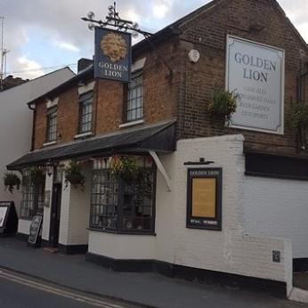 Golden Lion, Watford