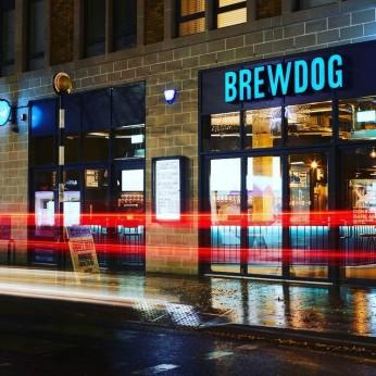 BrewDog Brixton, London SW9