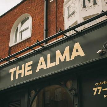 Alma, London N1