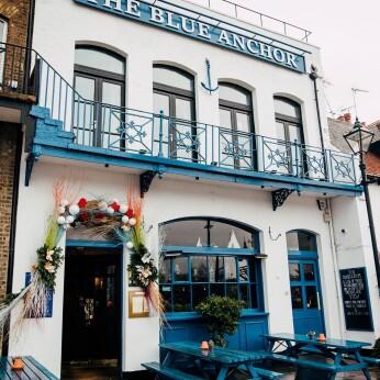 Blue Anchor, London W6