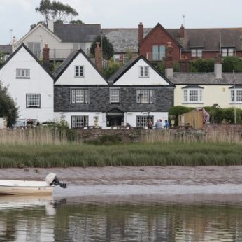 Passage House Inn, Topsham