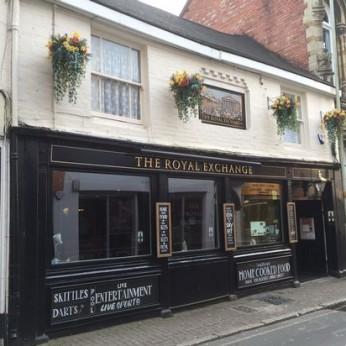 Royal Exchange, Barnstaple