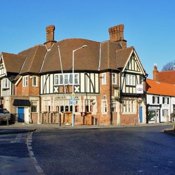 Click to view full size - Admiral, Hessle(photograph number 1)