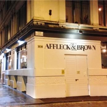 Affleck & Brown, Manchester