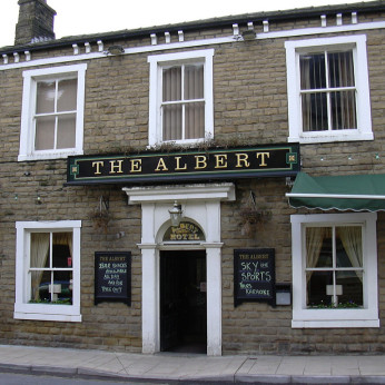 Albert, Hebden Bridge