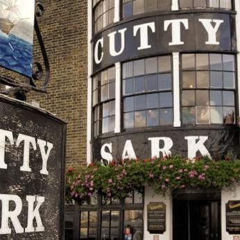 Cutty Sark, London SE10