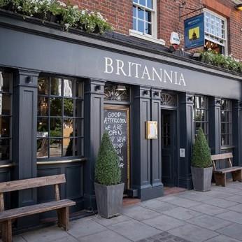 Britannia, London W8