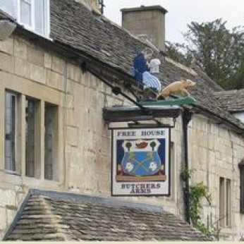 Butchers Arms, Sheepscombe