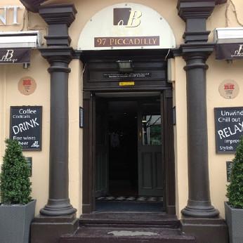 B Lounge, Manchester