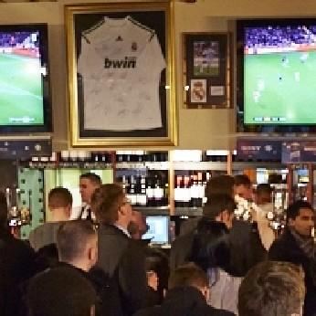 Sports Bar & Grill, London SW1