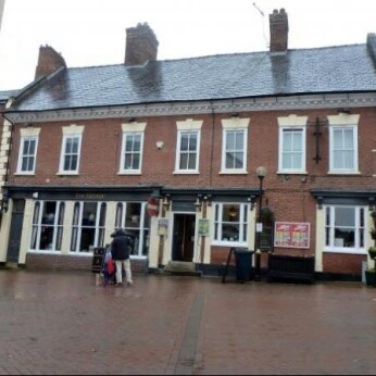 George Hotel, Oswestry