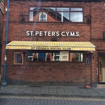 St Peters Social Club, Stalybridge