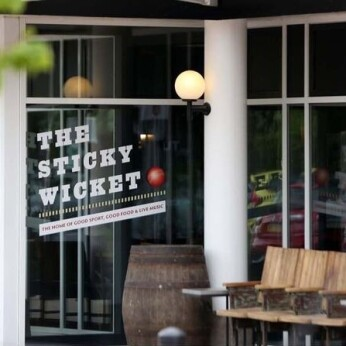 Sticky Wicket, Chester le Street