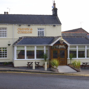 Crown & Cushion Inn, Burncross