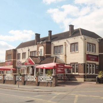 Leicester Arms, Challney