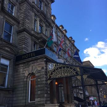 Royal Station Hotel Bar, Newcastle upon Tyne