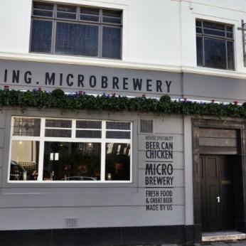 Brewhouse & Kitchen, Bristol