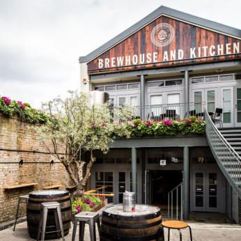 Brewhouse & Kitchen, London N5
