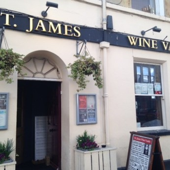 St James Wine Vaults