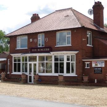 Six Ringers Inn, Leverington