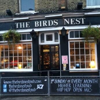 Birds Nest, London SE8