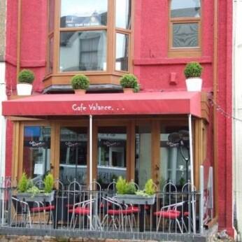 Cafe Valance, Mumbles