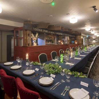 Davys Wine Bar, London SE10