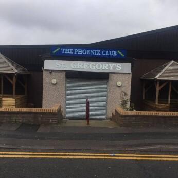 St Gregory's Social Club, Farnworth