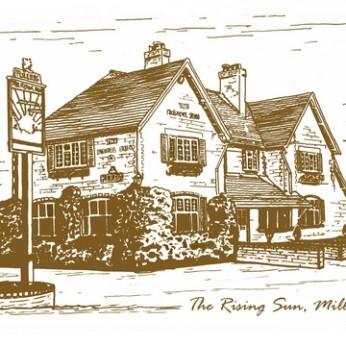 Rising Sun, Milland